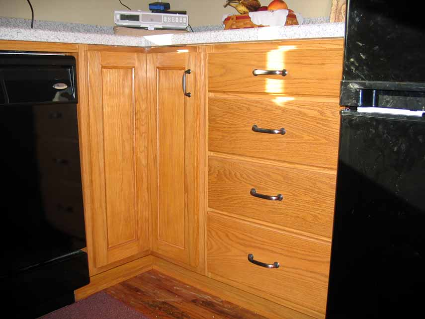 Kitchen Cabinet Project Page - Kitchen cabinet drawer