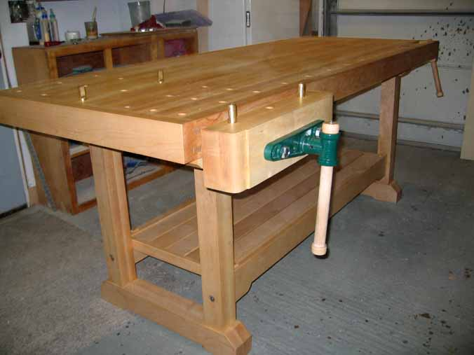 Workbench project page