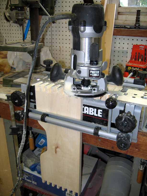 Porter Cable Model 4212 Dovetail Jig