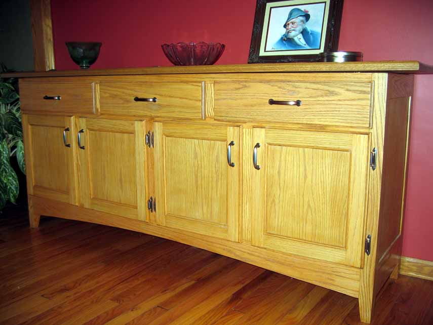 shaker sideboard plans plans diy free download how to. Black Bedroom Furniture Sets. Home Design Ideas