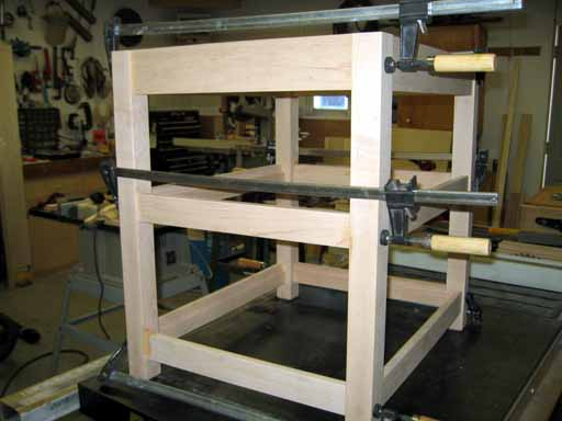 Base of The Printer Stand